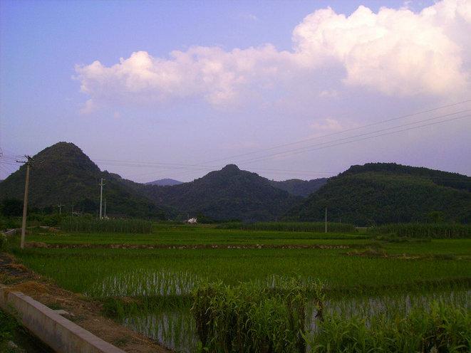 地理风水宝地 中国风水宝地图片